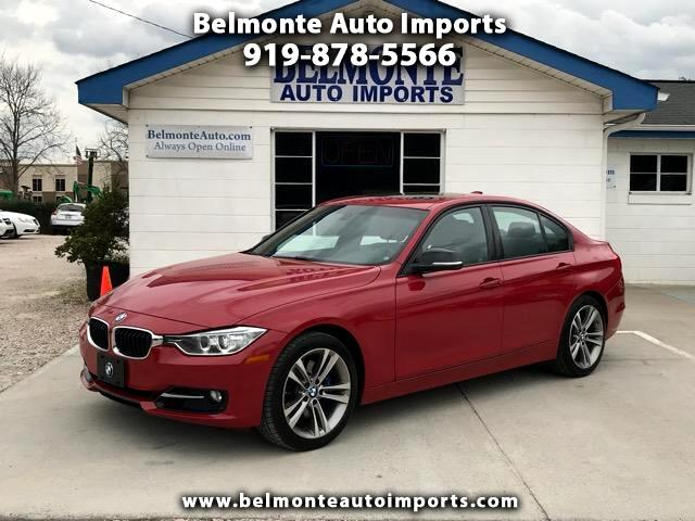 2013 BMW 3-Series 335i xDrive Sport