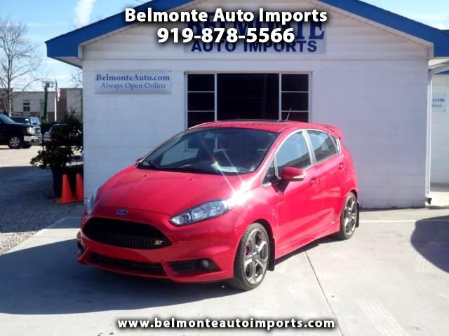 2014 Ford Fiesta ST Hatchback