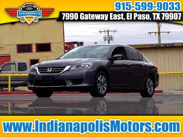 2015 Honda Accord LX Sedan CVT