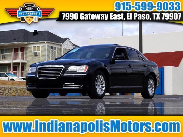 2013 Chrysler 300 4dr Sdn 300 Touring