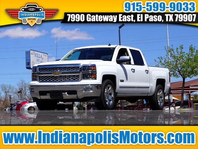 "2014 Chevrolet Silverado 1500 2WD Crew Cab 143.5"" LTZ w/1LZ"