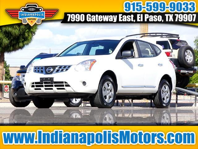 Used 2013 nissan rogue for sale in el paso tx 79907 for Indianapolis motors el paso tx