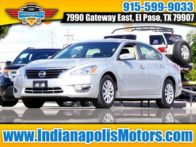Indianapolis Motors El Paso Tx Of Used 2013 Nissan Altima For Sale In El Paso Tx 79907