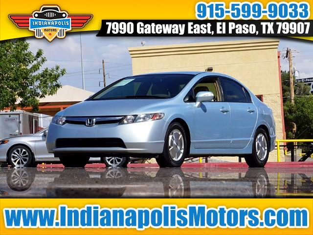 2006 Honda Civic Hybrid CVT