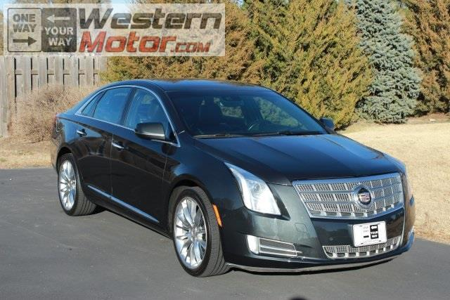 Used 2013 Cadillac Xts For Sale In Garden City Ks 67846