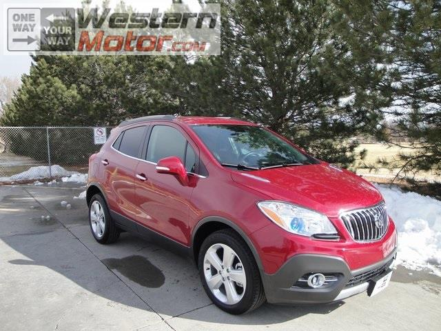 used 2016 buick encore convenience awd for sale in garden city liberal ks 67846 western motor honda. Black Bedroom Furniture Sets. Home Design Ideas