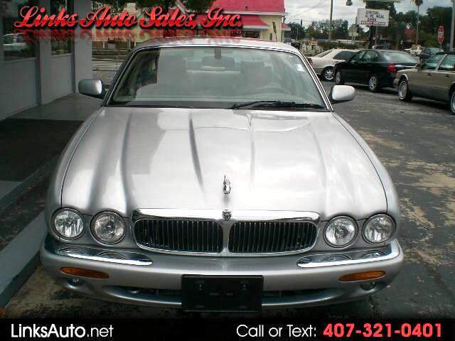 2001 Jaguar XJ-Series XJ8