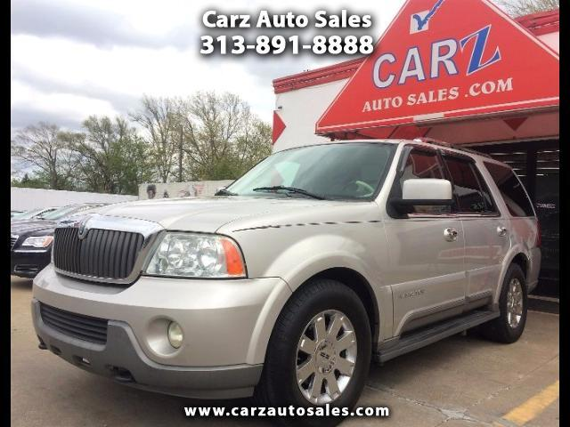 2003 Lincoln Navigator Ultimate 4WD