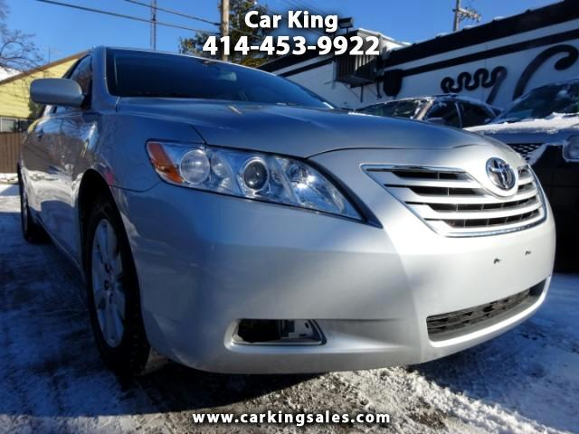 2007 Toyota Camry 4dr Sdn XLE Auto