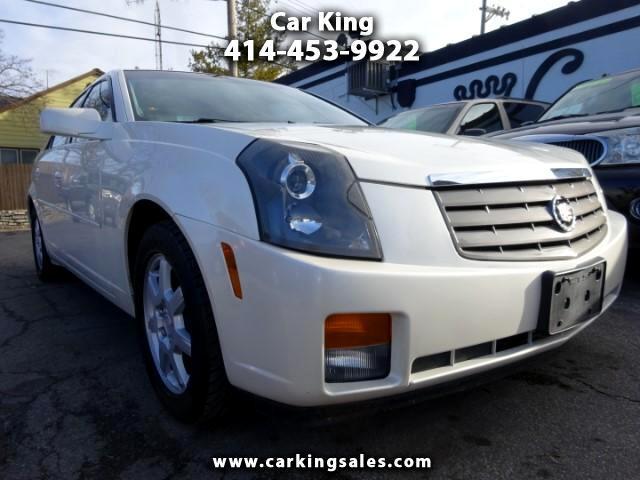 2005 Cadillac CTS 2.8L