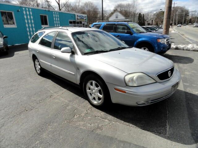 2002 Mercury Sable Wagon LS Premium