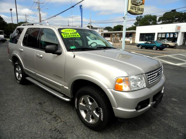 2004 Ford Explorer Limited 4.6L 4WD