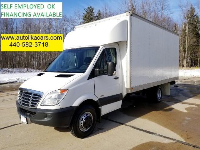 2011 Mercedes-Benz Sprinter 3500 170-in. WB