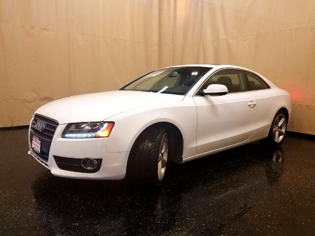 2010 Audi A5 2.0T Premium Plus quattro 6M