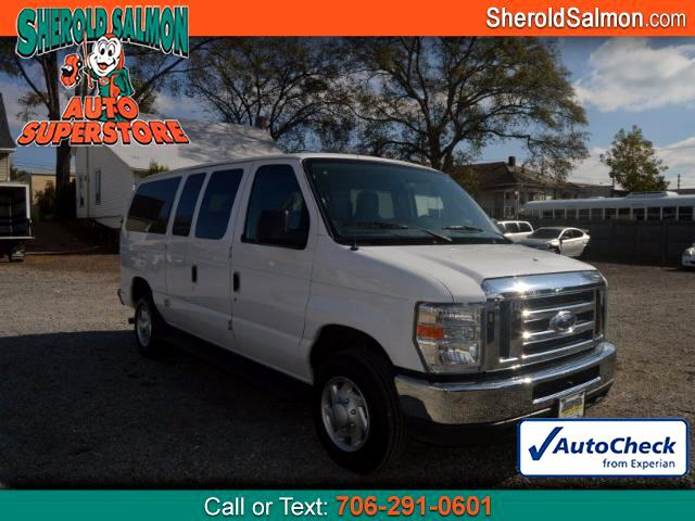 2013 Ford Econoline E-350 XLT Super Duty