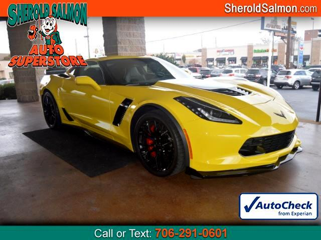 2016 Chevrolet Corvette 2LZ Z06 Coupe