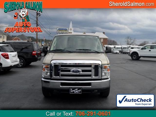 2013 Ford Econoline E-350 XLT Super Duty Extended