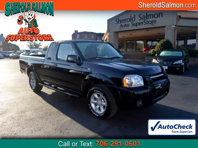 2004 Nissan Frontier XE King Cab 2WD