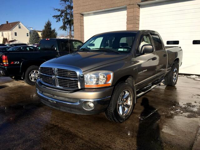 2006 Dodge Ram Pickup 1500 Quad Cab 6.5-ft. Bed 4WD