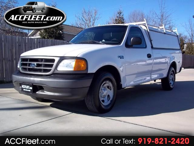 2004 Ford F-150 Reg. Cab Long Bed 2WD