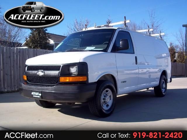 2004 Chevrolet Express 3500 Cargo