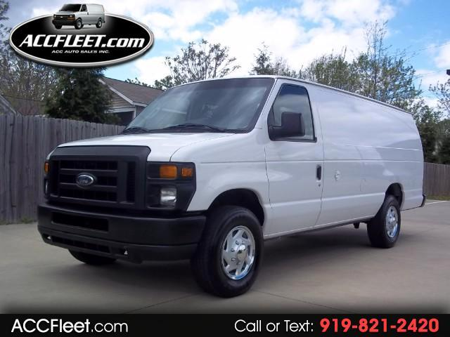 2012 Ford Econoline E-350 Extended Cargo
