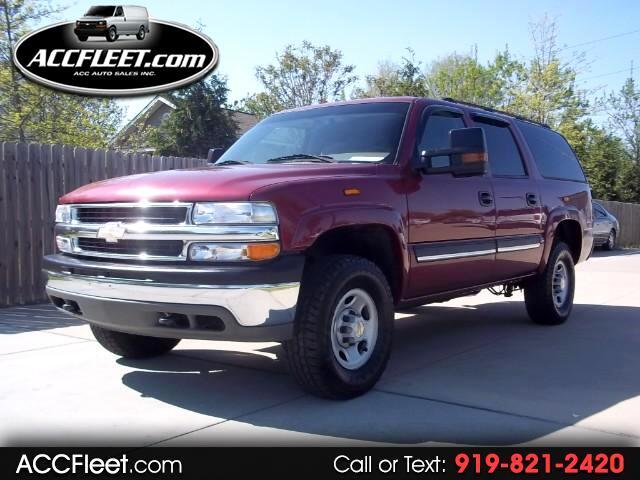 2004 Chevrolet Suburban 2500 4WD
