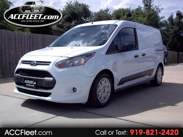2014 Ford Transit Connect Cargo Van XLT LWB w/Rear 180 Degree Door