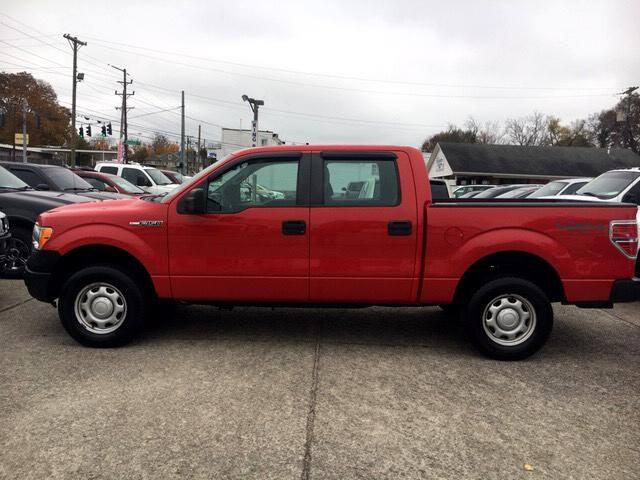 2010 Ford F-150 XL SuperCrew Short Bed 4WD