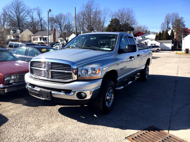 2006 Dodge Ram 2500 SLT Long Bed 4WD