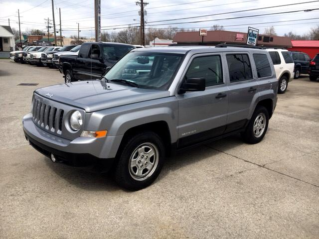 2016 Jeep Patriot 2WD