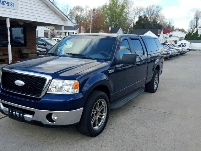 2007 Ford F-150 XLT SuperCrew 6.5-ft. Bed 2WD