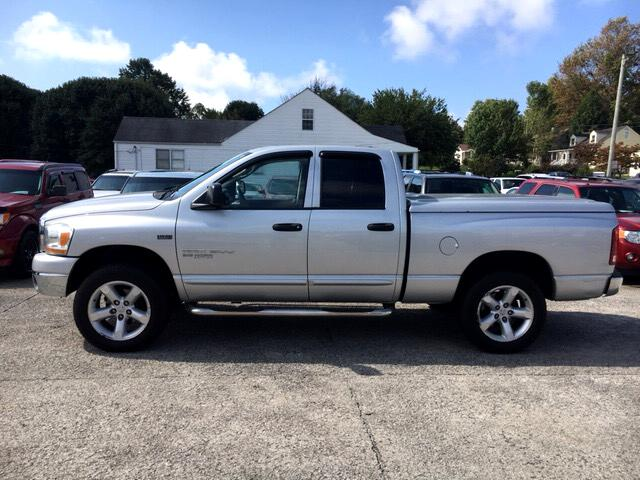 2006 Dodge Ram 1500 Quad Cab Short Bed 4WD