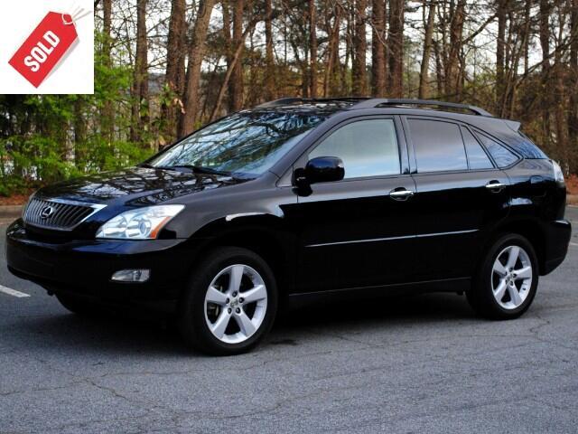 2008 Lexus RX 350 Premium Plus Package w/ Navigation