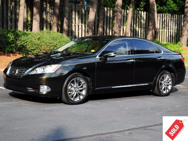 2010 Lexus ES 350 Luxury Navigation