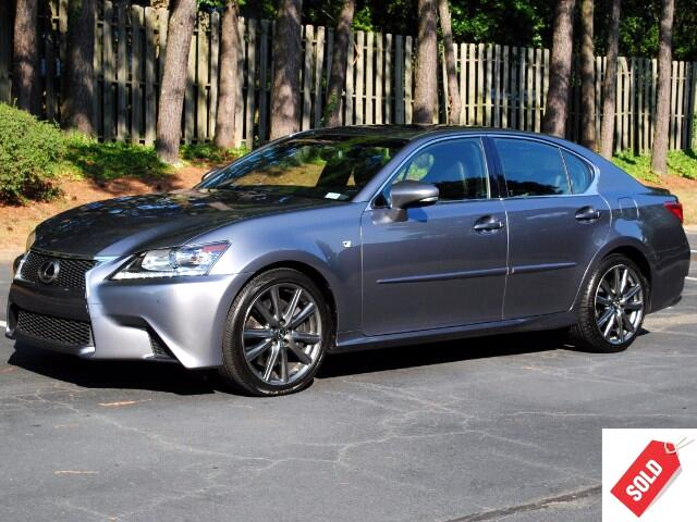 2014 Lexus GS 350 F Sport Navigation Remote Start