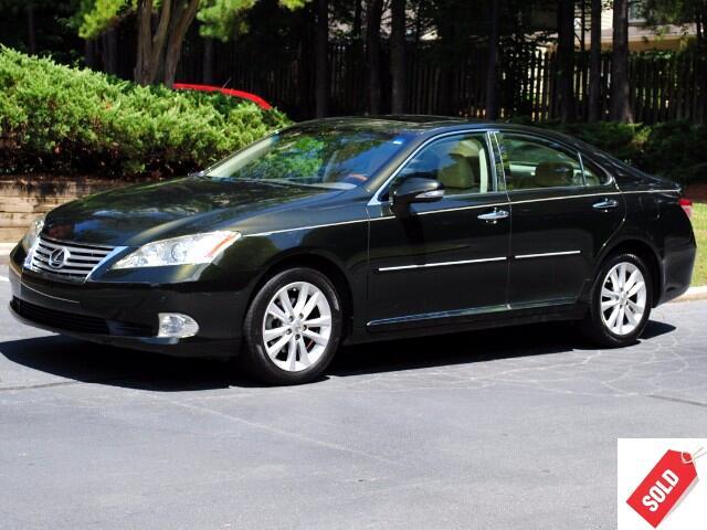 2010 Lexus ES 350 Luxury w/ Navigation