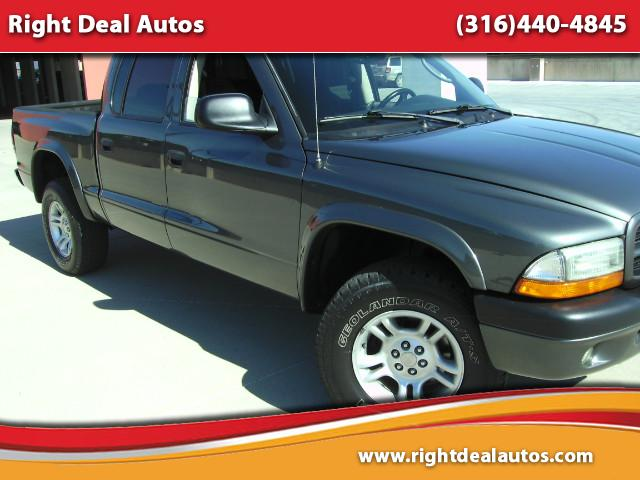 2003 Dodge Dakota Sport Quad Cab 4WD