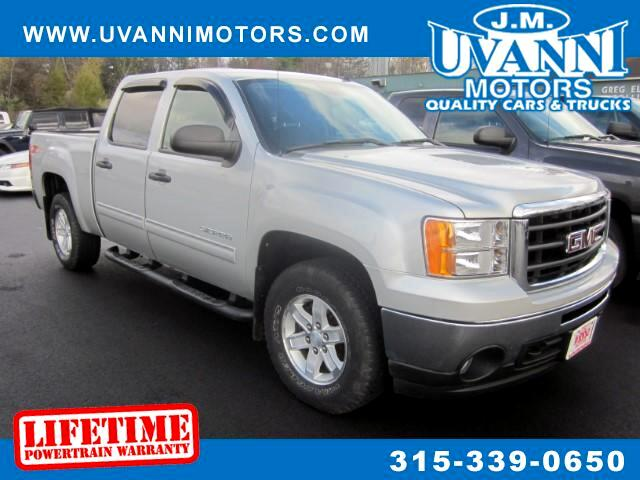 Used 2011 Gmc Sierra 1500 Sle Crew Cab 4wd For Sale In
