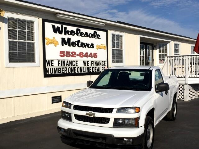 2012 Chevrolet Colorado Work Truck 2WD