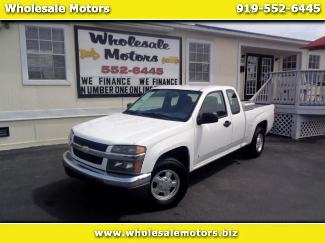 2006 Chevrolet Colorado 1LT Ext. Cab 2WD