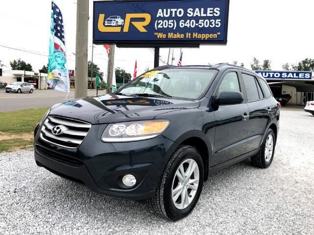 2012 Hyundai Santa Fe Limited 2.4 FWD