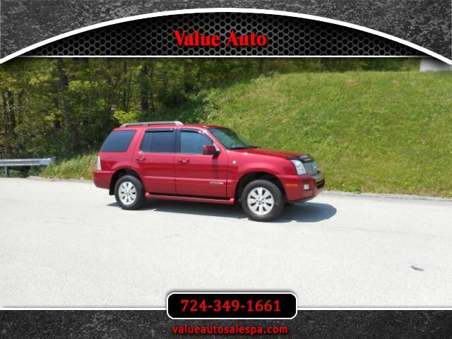 2007 Mercury Mountaineer Luxury 4.0L AWD
