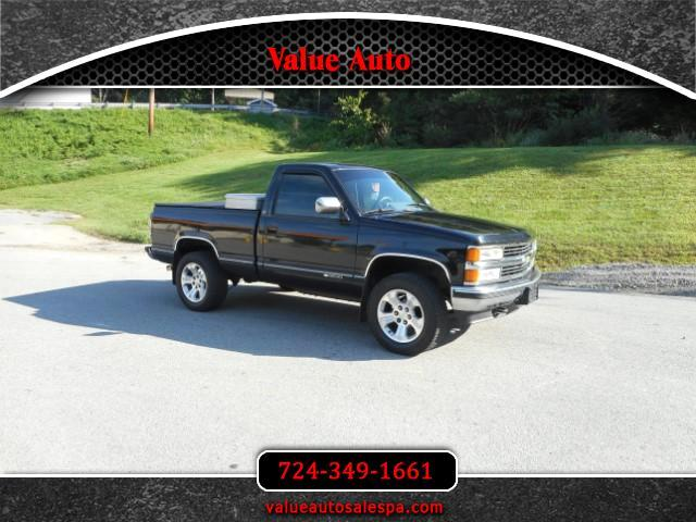 1993 Chevrolet C/K 1500 Reg. Cab 6.5-ft. Bed 4WD