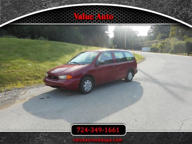 1998 Ford Windstar Base