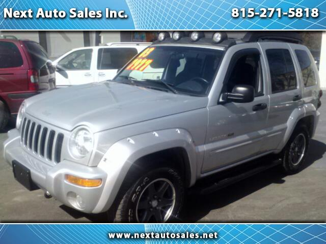 used jeep liberty for sale chicago il cargurus. Black Bedroom Furniture Sets. Home Design Ideas