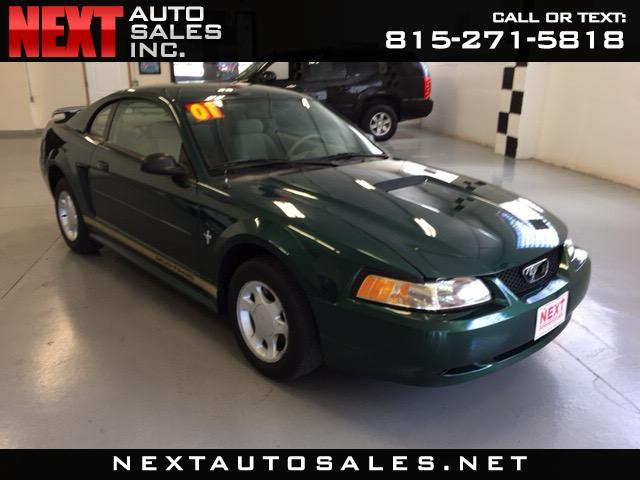 2001 Ford Mustang 2dr Cpe V6