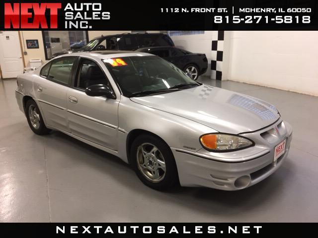 2004 Pontiac Grand Am GT sedan