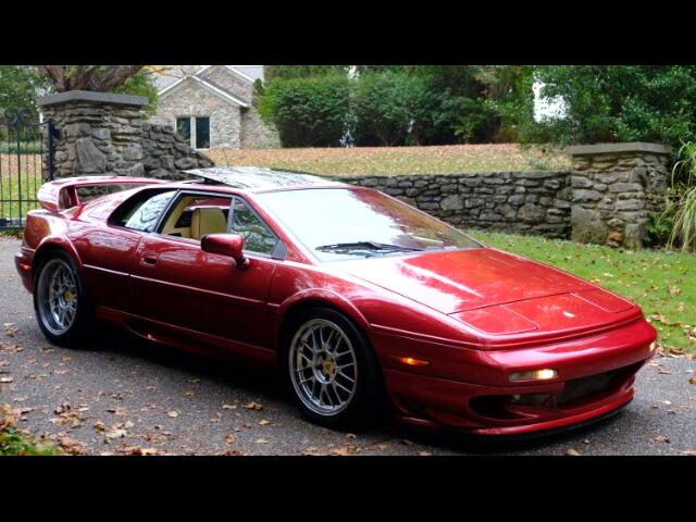 2001 Lotus Esprit V8: 2001 Lotus Esprit