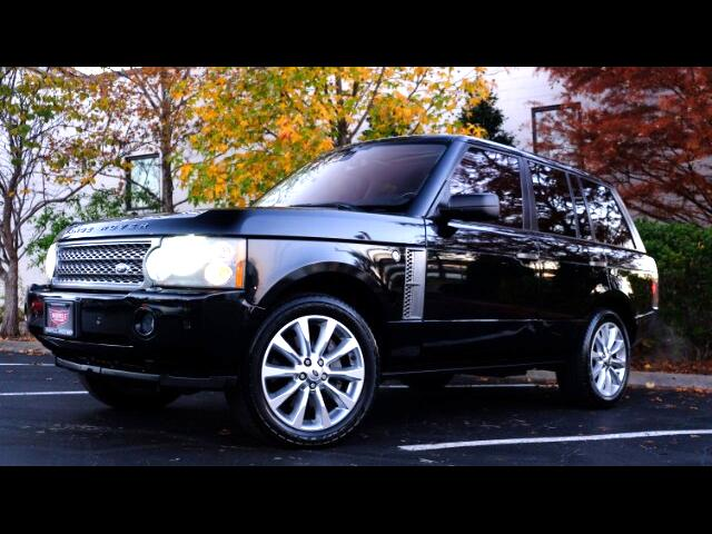 2008 Land Rover Range Rover Autobiography / Westminister Limited Edition
